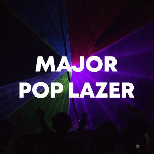 Major Pop Lazer cover