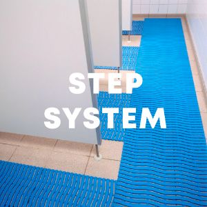 Step System cover