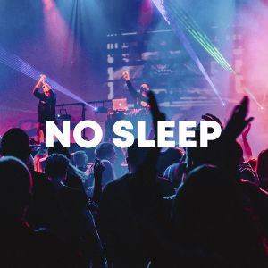 No Sleep cover